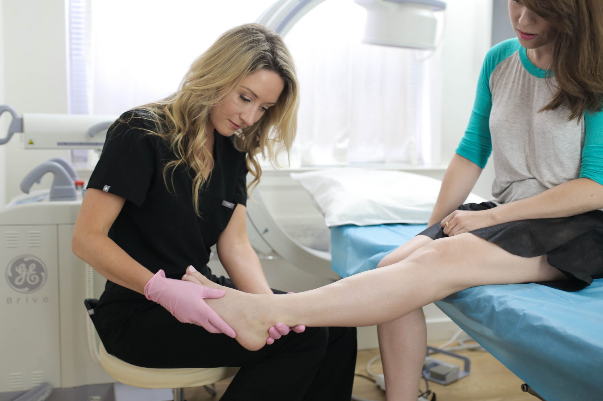 """Patients often ask, """"what's the best varicose vein treatment in NJ?"""" This article answers that question and provides more information on varicose veins and minimally invasive procedures."""