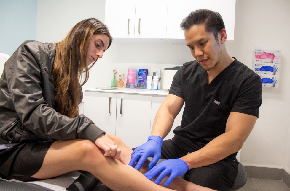 Are you wondering what you can expect from your spider vein and varicose vein treatments. A vein center near me in Woodland Park describes the entire vein treatment process.
